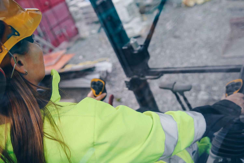 McCarthy-Bush is celebrating Women In Construction Week
