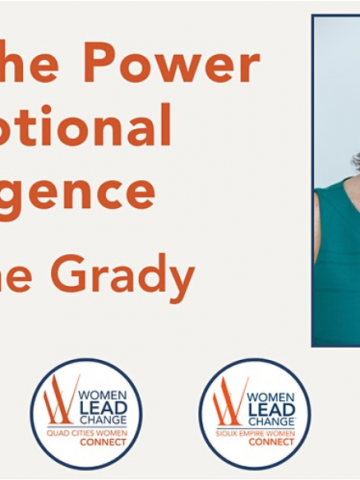 Women Lead Change Virtual Workshop will take place on May 14